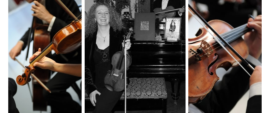 The Players  – Experienced, professional musicians