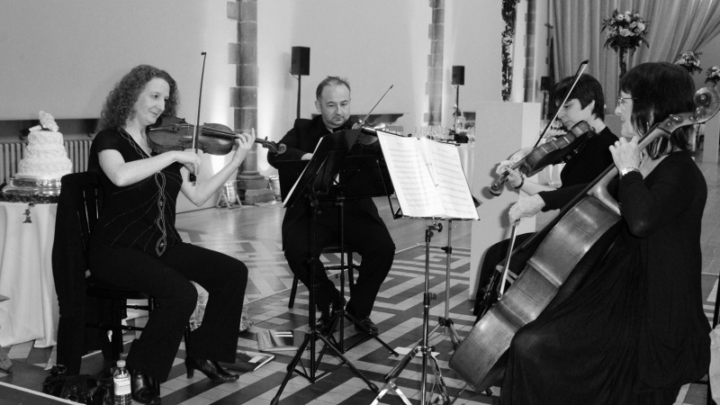 The Quartet Wedding Music Specialists A Streamlined Personal Service From Start To Finish
