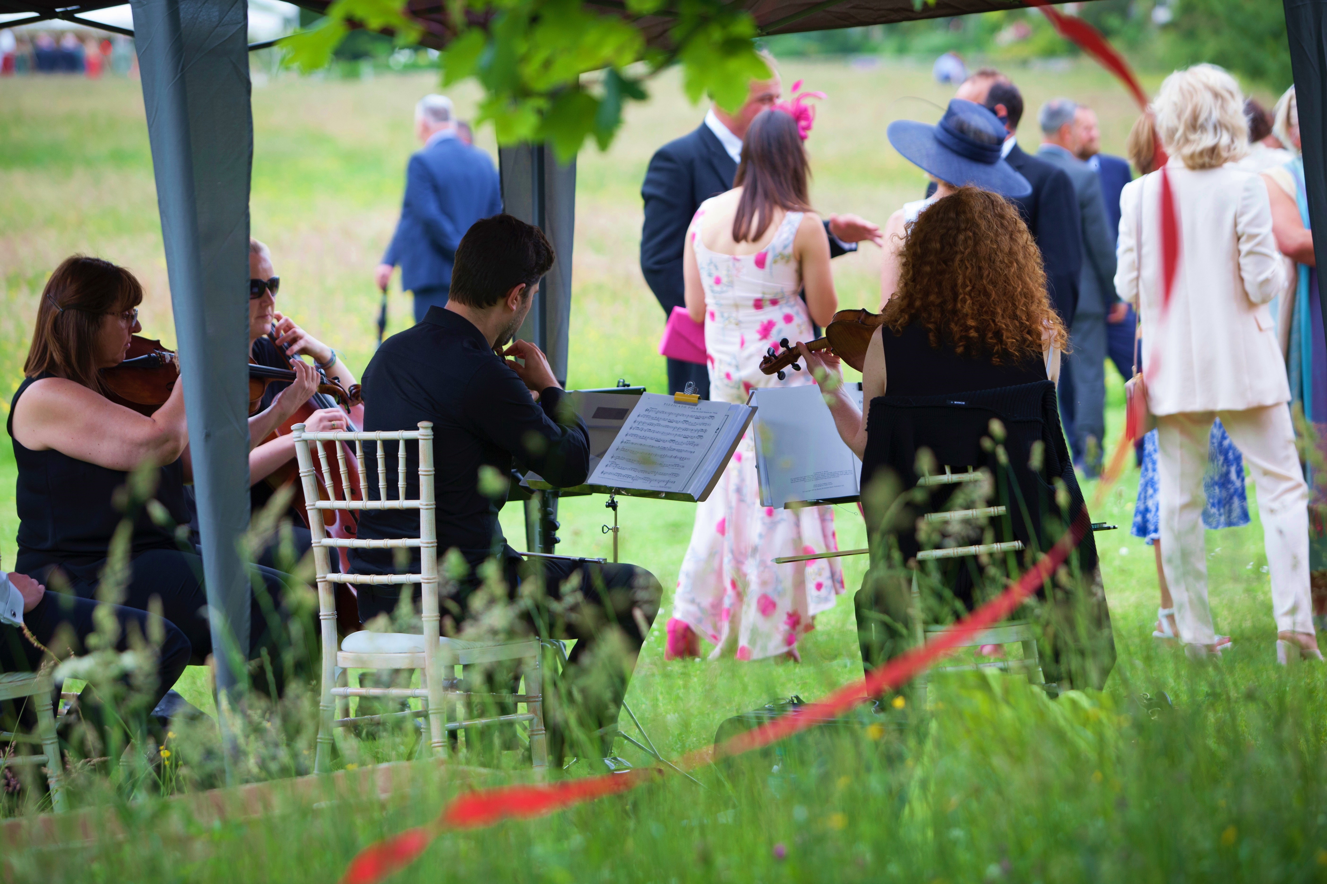 Weddings - Beautiful music for your special day